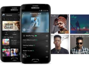 Joox, music streaming app,