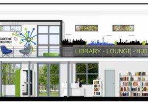 Goethe-Institut, Hub@Goethe!