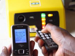 MTN, Zambia, Fenix International, Solar, power, off grid,