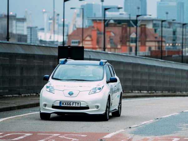 5G networks have paramount role in Autonomous Vehicle connectivity