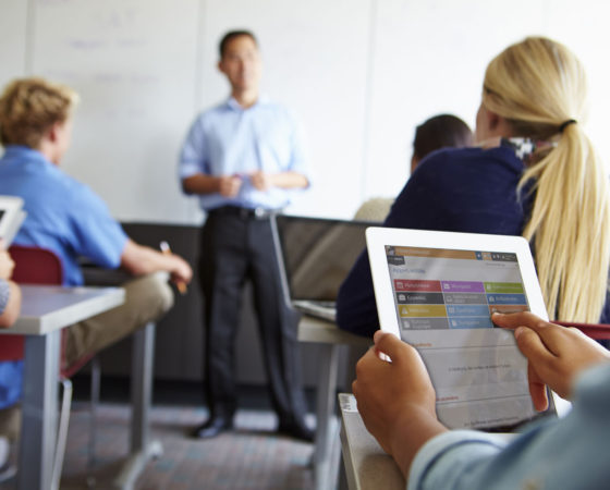 Smart classrooms are the future of education