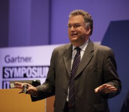 Gartner Symposium 2017: Jeffrey Mann discusses Gartner's aspiring innovator programme