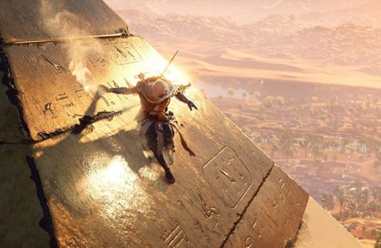 Assassin's Creed transforms ancient Egypt into an interactive museum
