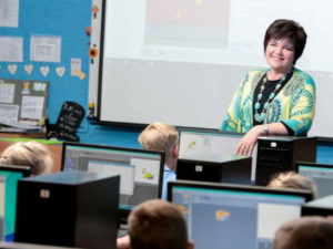 Collaboration to fast track digital skills development among learners