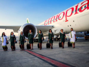 Ethiopian Airlines Group has gone fully online