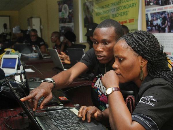 Hundreds of Nigerian teachers trained for SAP Code Week