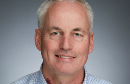 John Maddison, senior vice president of products and solutions at Fortinet.