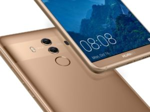 Huawei reveals Mate 10 and Mate 10 Pro