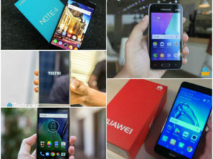 Top 5 cost-conscious mobile phones for Africans