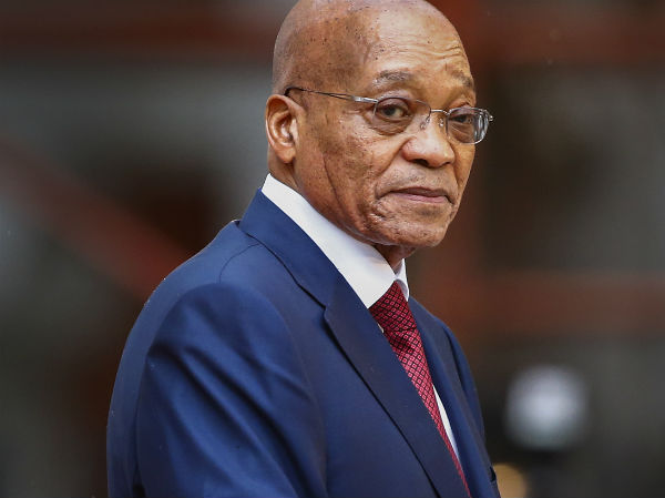Twitter reacts to Zuma's resignation defiance