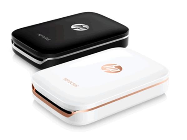 HP Sprocket printer.(image source: HP Support)