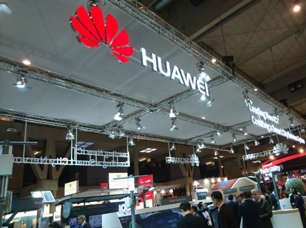 Huawei showcases smart city nervous system at SCEWC 2017