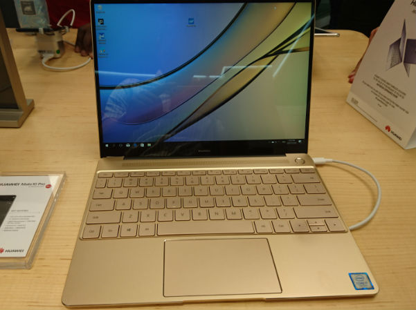 Huawei Launches Notebooks in South Africa