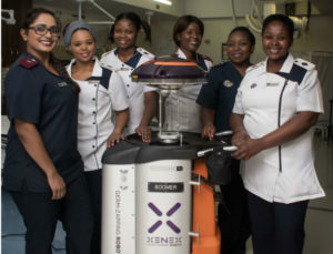 Netcare to use robots to fight off viruses and bacteria
