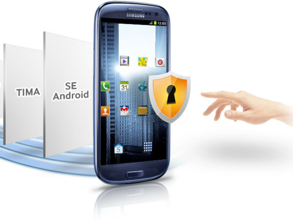 Samsung Knox address the risks of going mobile.