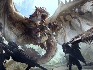 Watch 30 minutes of Monster Hunter World gameplay