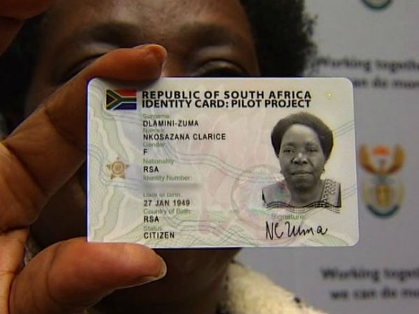 How to apply for your South African Smart ID Card at your local bank