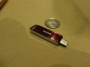 SanDisk 1Tb USB-C stick