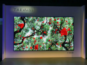 Samsung's The Wall 146-inch TV