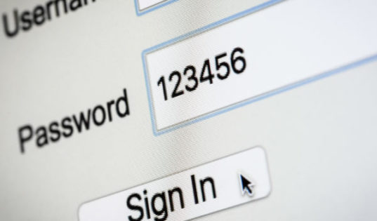 Five ways you a can create the perfect password and why you should