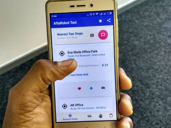 Taxi app for local minibus taxi industry launches in South Africa