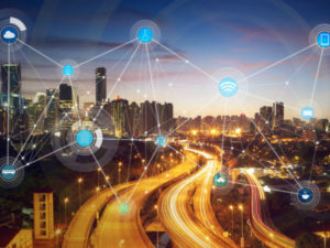 Traffic Management of the future through Internet Of Things