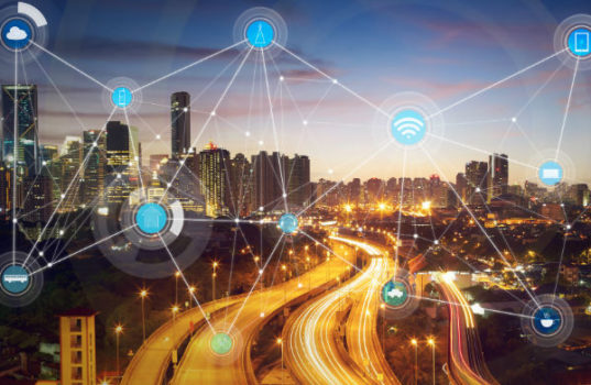5 ways to enable the smart city thanks to the cloud