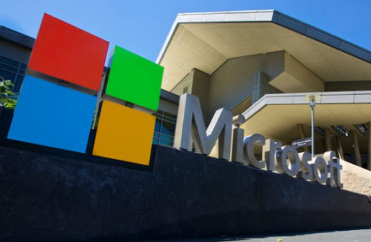 Microsoft employees protest contract with U.S. Immigration and Customs Enforcement