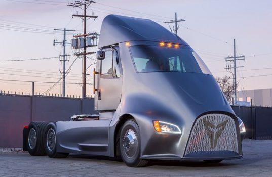 Technology advancements fuel electric truck market