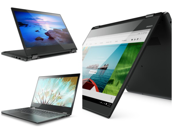 Lenovo's latest offerings for South Africa in 2018