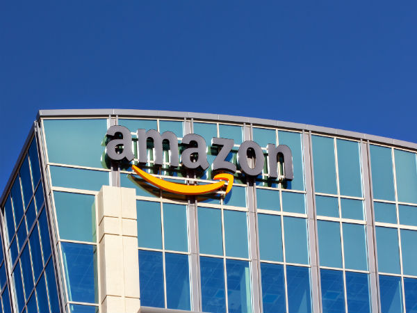 Amazon introduces new products at company headquarters in Seattle, Washington, U.S