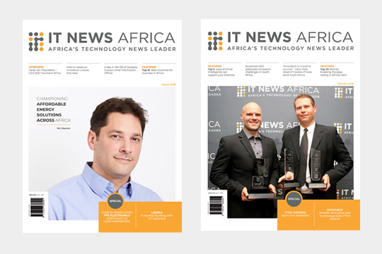 IT News Africa Magazine Screenshots2