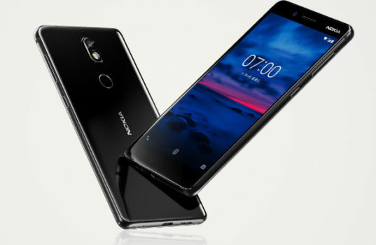 HMD Global just announced the launch of three new Nokia Smartphones the Nokia 8 Sirocco, Nokia 7 plus and the new Nokia 6 in South Africa.
