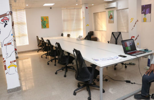 In Partnership with CcHub Facebook Launches NG_Hub in Lagos - its First Hub Space in Africa