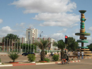 Burkina Faso (image source:Ouagadougou-Global Village)