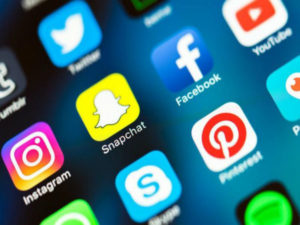 61 percent of consumers say social media sites pose greatest risk for exposing data