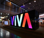 More than 125 countries were represented at Viva Technology 2018.