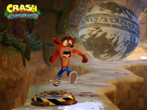 The Crash Bandicoot N. Sane Trilogy is Arriving Early!