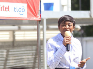 Kaemba Ng'ambi takes office as new CEO of AirtelTigo