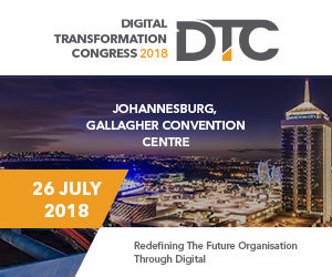 Digital Transformation Congress 2018 will be held on the 26th of July 2018 in Johannesburg, South Africa.