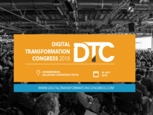 IT News Africa will host the Digital Transformation Congress at the Gallagher Convention Centre in Johannesburg, South Africa.