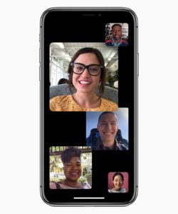 Facetime (Image from www.apple.com)