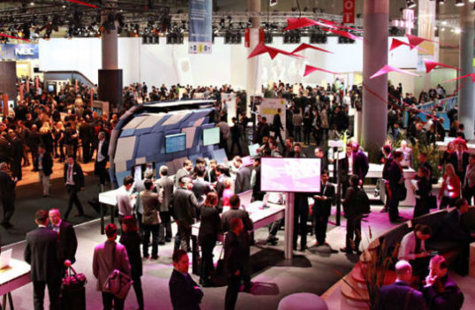 The Mobile World Congress boasted a three-day-event that attracted more than 60,000 attendees.