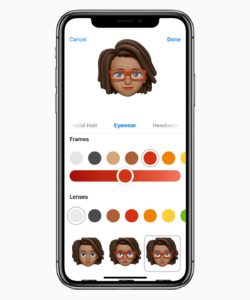 Memoji (Image from www.apple.com)
