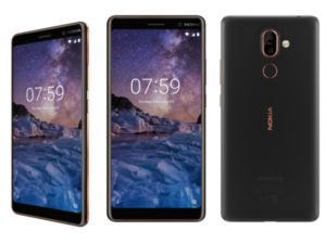 HMD Global launches Nokia 7 Plus