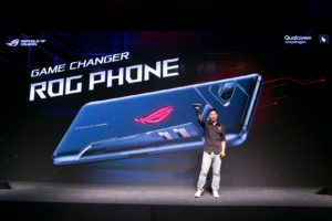 ROG's Global Marketing Director, Derek Yu, Unveils the Most-Expected Gaming Smartphone