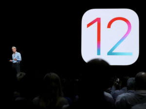 The Top 10 iOS 12 features announced at WWDC 2018 (Image from www.digitaltrends.com)