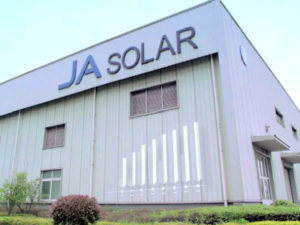 JA Solar supplies half-cell modules for solar plant in Africa (Image from www.pv-magazine-usa.com)