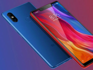 The Xiaomi Mi 8 is the Chinese manufacturer's latest flagship smartphone.