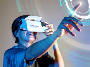 National Geographic partners Aryzon to launch world's first open-air Augmented Reality planetarium